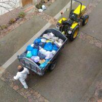 17/03/2020 - Recollida selectiva d'escombraries.